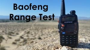 Baofeng Range Test