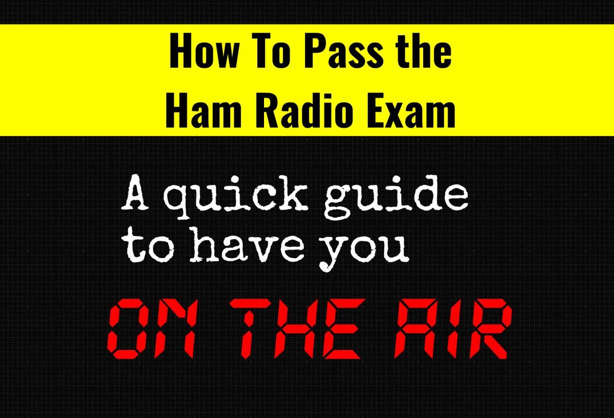 Diy How To Pass The Ham Radio Exam  Everyday Ready-7064